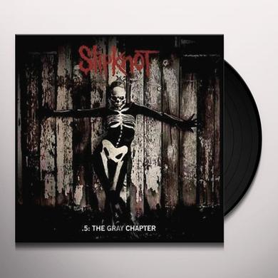 Slipknot 5: THE GRAY CHAPTER Vinyl Record
