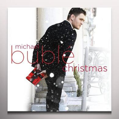Michael Buble CHRISTMAS Vinyl Record - Colored Vinyl