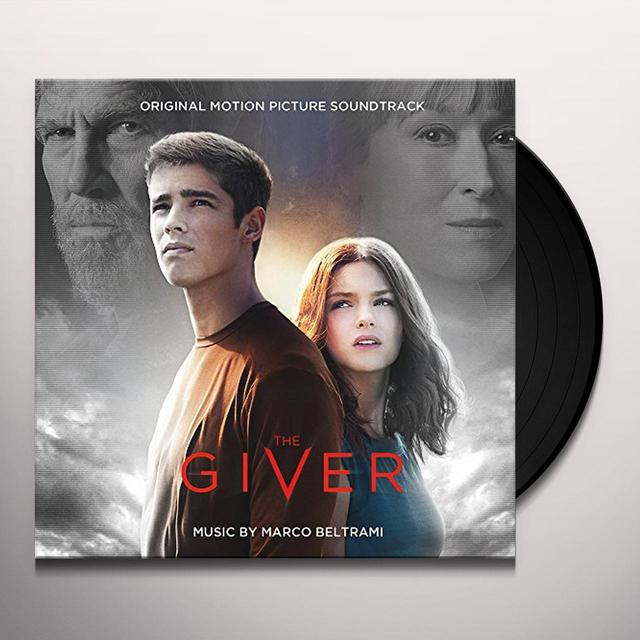 Marco Beltrami GIVER Vinyl Record - Gatefold Sleeve, Limited Edition, 180 Gram Pressing