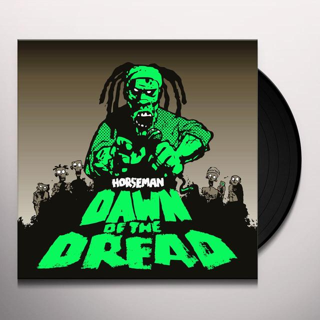 Horseman DAWN OF THE DREAD Vinyl Record