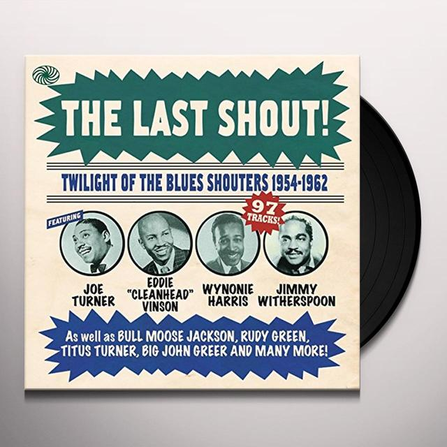 LAST SHOUT / VARIOUS (UK) LAST SHOUT / VARIOUS Vinyl Record - UK Import