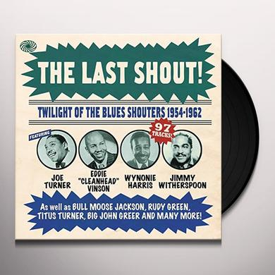 LAST SHOUT / VARIOUS (UK) LAST SHOUT / VARIOUS Vinyl Record