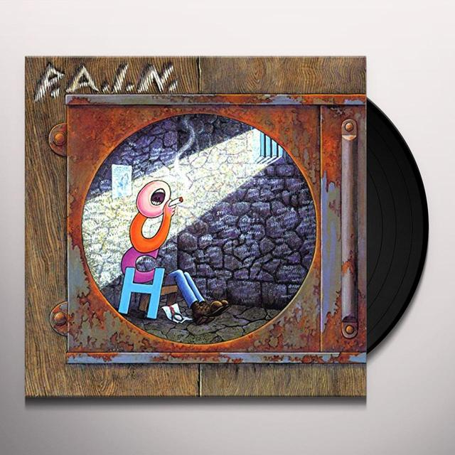 P.A.I.N OUR UNIVERSE COMMENCES HERE Vinyl Record