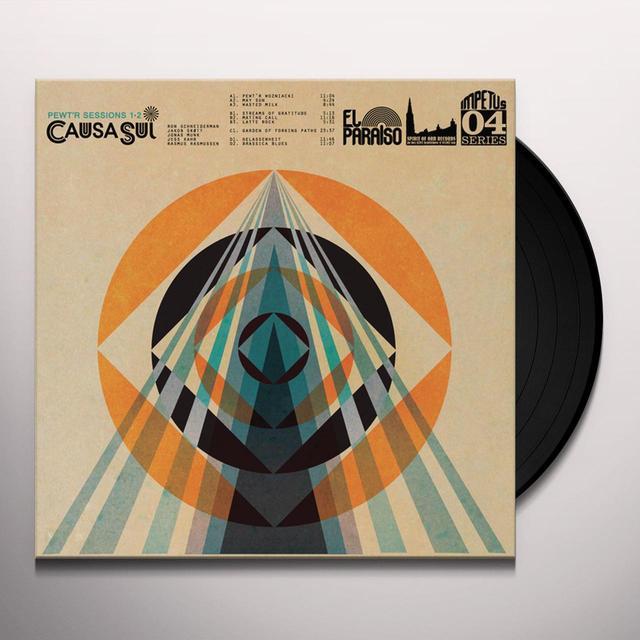 Causa Sui PEWT'R SESSIONS 1-2 (UK) (Vinyl)