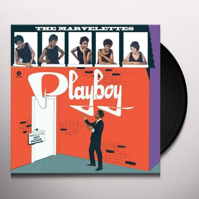 The Marvelettes PLAYBOY Vinyl Record - Spain Import