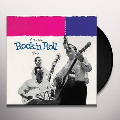 Johnny Burnette ROCK 'N ROLL TRIO Vinyl Record - Spain Import