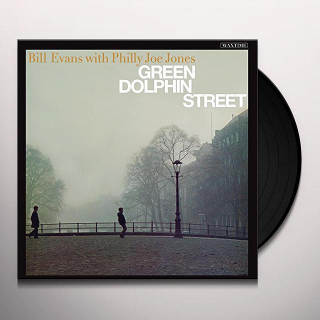 Bill Evans / Philly Joe Jones GREEN DOLPHIN STREET Vinyl Record - Spain Import