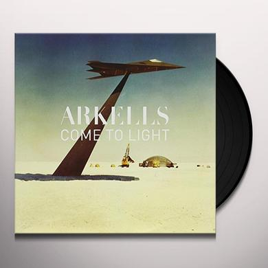 Arkells COME TO LIGHT Vinyl Record - Canada Import