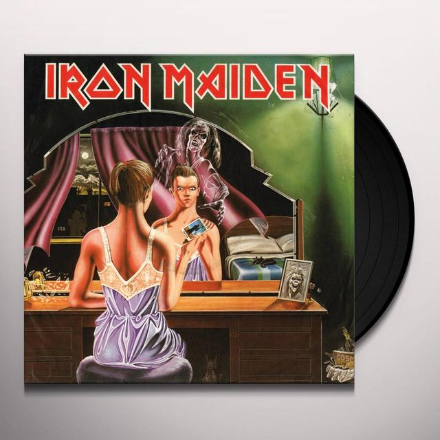 Iron Maiden TWILIGHT ZONE Vinyl Record - UK Import
