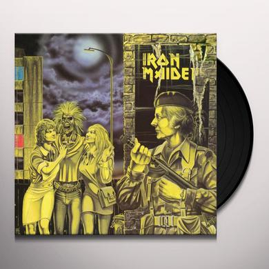 Iron Maiden WOMEN IN UNIFORM Vinyl Record - UK Import