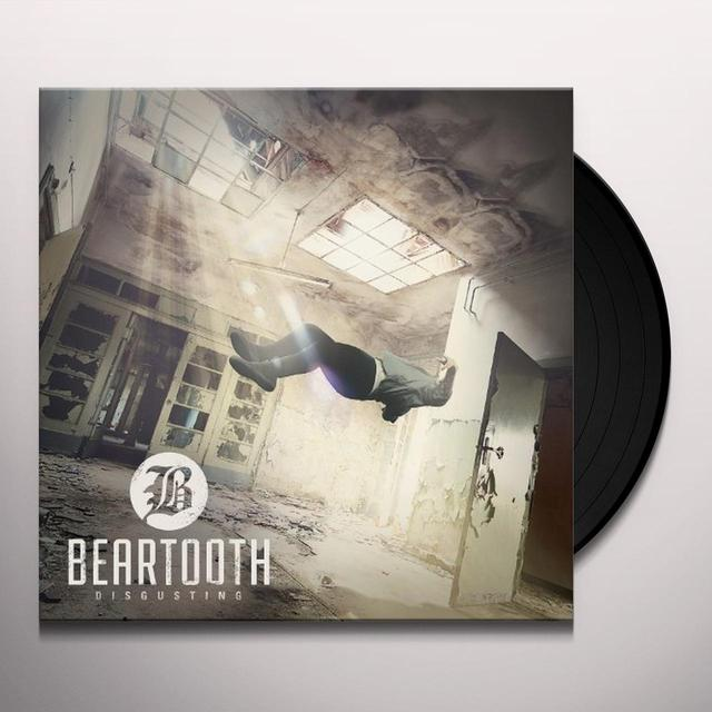 Beartooth DISGUSTING Vinyl Record - Canada Import