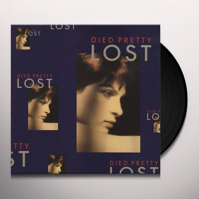 DIED PRETTY LOST Vinyl Record - Australia Import
