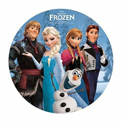 SONGS FROM FROZEN / VARIOUS (UK) SONGS FROM FROZEN / VARIOUS Vinyl Record