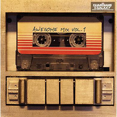 GUARDIANS OF THE GALAXY: AWESOME MIX 1 / VARIOUS Vinyl Record