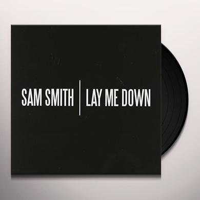 Sam Smith LAY ME DOWN Vinyl Record - UK Release