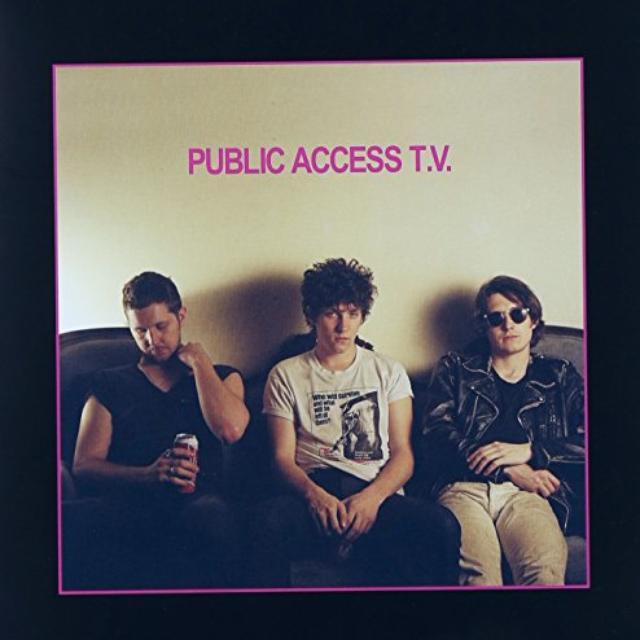 PUBLIC ACCESS TV REBOUNDER (UK) (Vinyl)