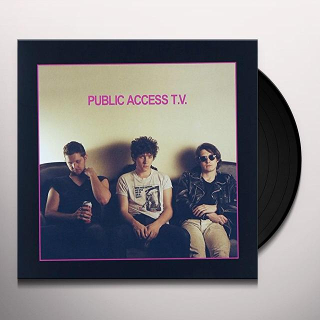 PUBLIC ACCESS TV REBOUNDER (UK) (Vinyl)