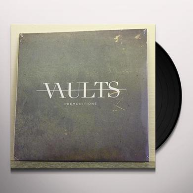 VAULTS PREMONITIONS Vinyl Record