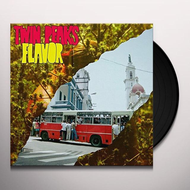 Twin Peaks FLAVOR Vinyl Record - UK Release