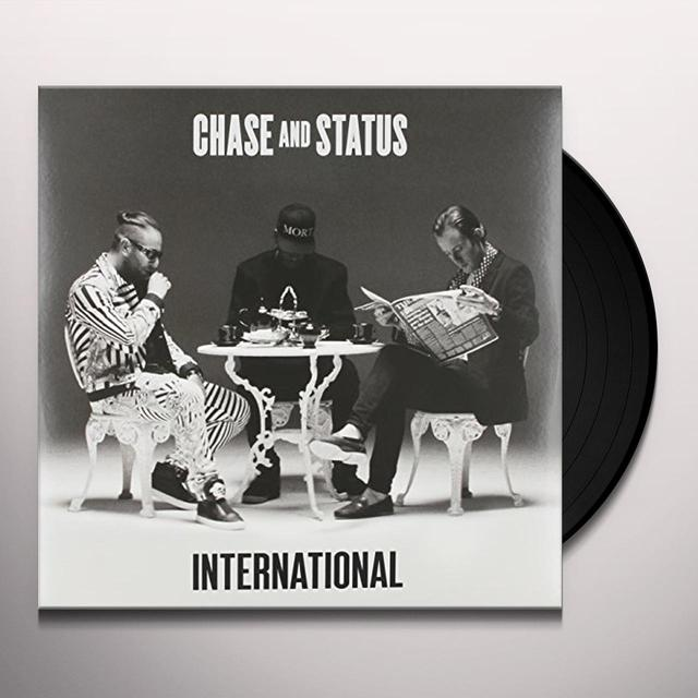 Chase & Status INTERNATIONAL Vinyl Record - UK Import