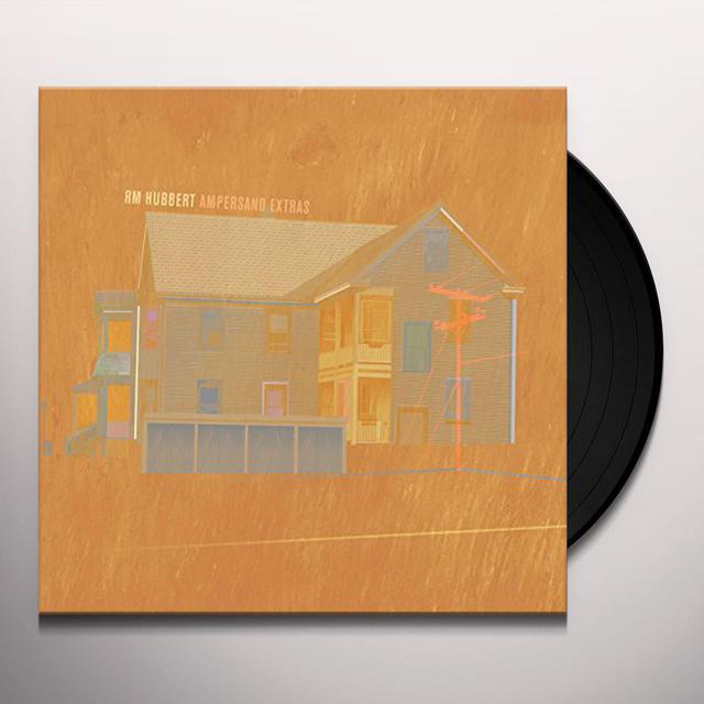 RM Hubbert AMPERSAND EXTRAS Vinyl Record