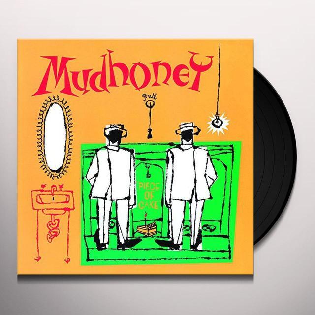 Mudhoney PIECE OF CAKE Vinyl Record - Holland Import