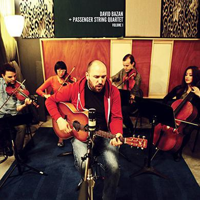 DAVID BAZAN + PASSENGER STRING QUARTET Vinyl Record