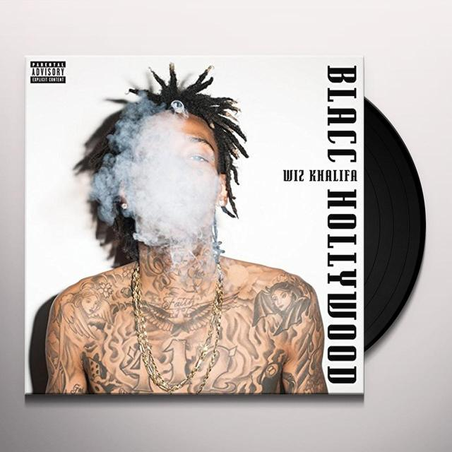 Wiz Khalifa BLACC HOLLYWOOD Vinyl Record