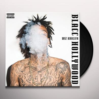 Wiz Khalifa BLACC HOLLYWOOD Vinyl Record - Digital Download Included
