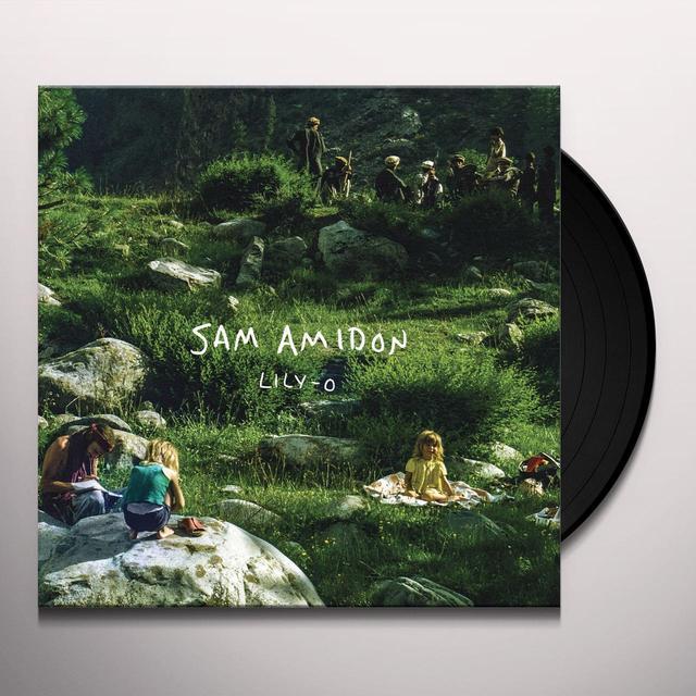 Sam Amidon LILY-O Vinyl Record