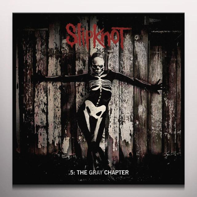 Slipknot 5: THE GRAY CHAPTER Vinyl Record - Colored Vinyl, Digital Download Included