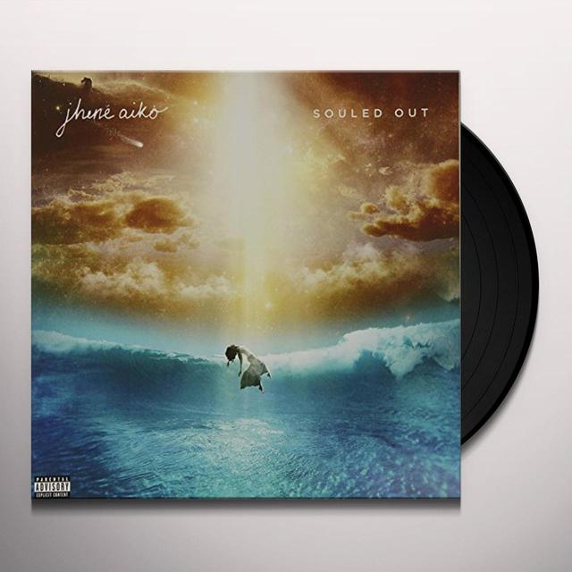 Jhene Aiko SOULED OUT Vinyl Record - Deluxe Edition