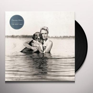 Thurston Moore BEST DAY Vinyl Record - Digital Download Included