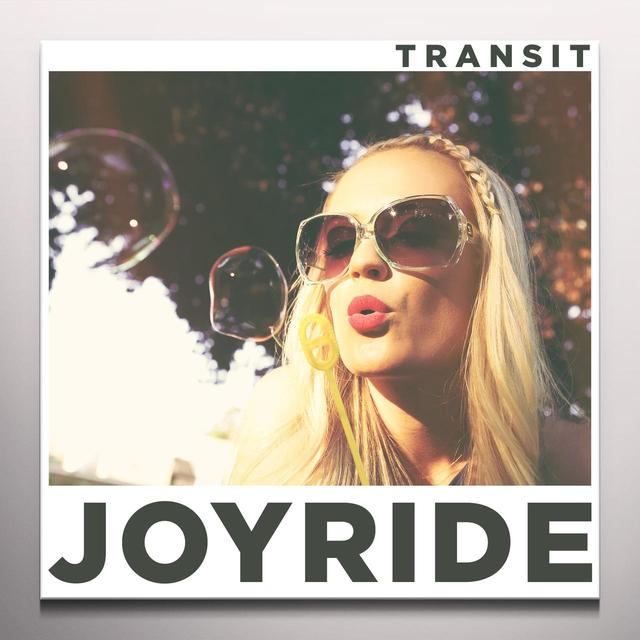 Transit JOYRIDE (BONUS CD) Vinyl Record - Colored Vinyl