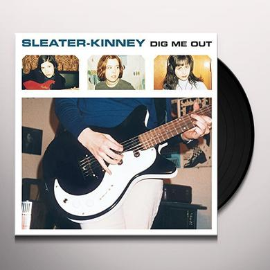 Sleater-Kinney DIG ME OUT Vinyl Record - Digital Download Included