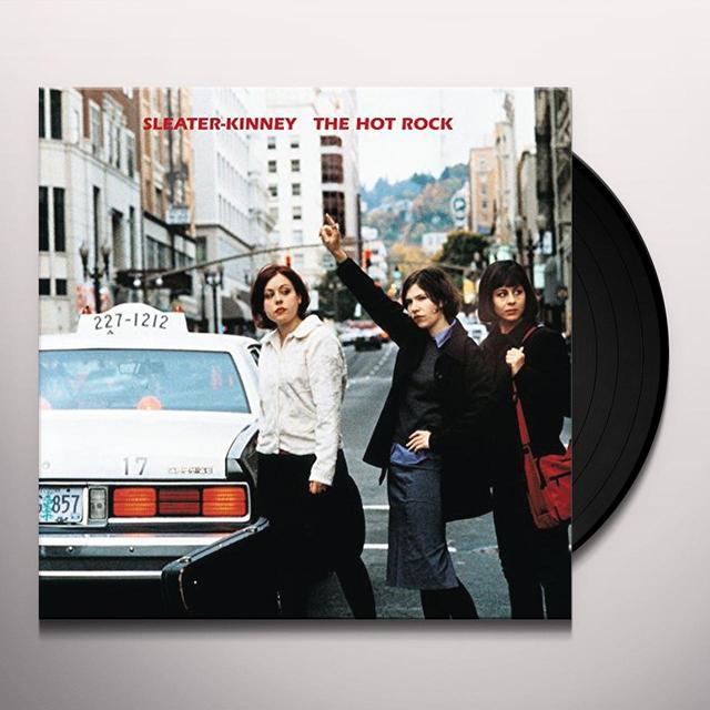 Sleater-Kinney HOT ROCK Vinyl Record - Digital Download Included