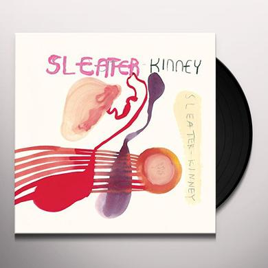 Sleater-Kinney ONE BEAT Vinyl Record - Poster, Digital Download Included