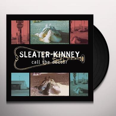 Sleater-Kinney CALL THE DOCTOR Vinyl Record - Digital Download Included