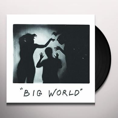 HAPPY DIVING BIG WORLD Vinyl Record - Digital Download Included