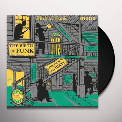 HISTORY OF SOUL BIRTH OF FUNK Vinyl Record