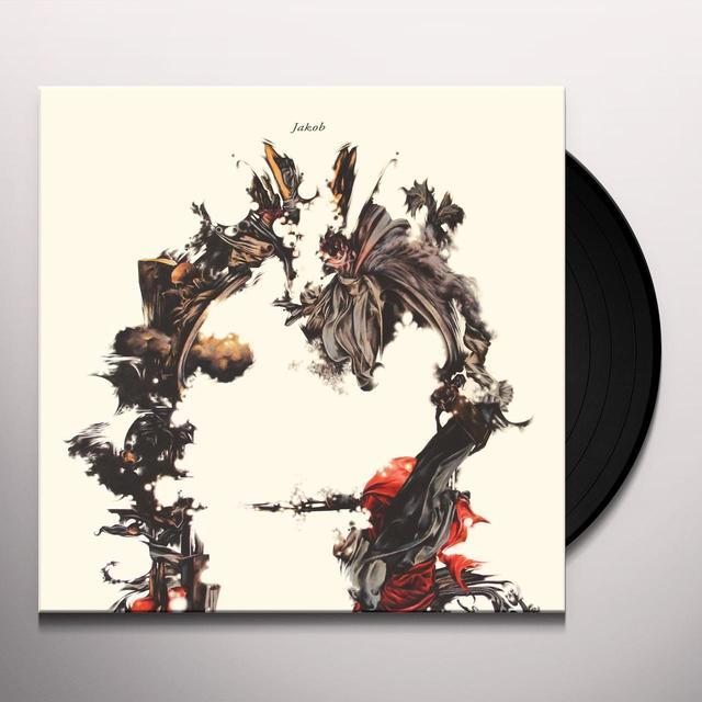 Jakob SINES Vinyl Record - Gatefold Sleeve