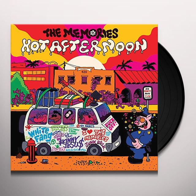 Memories HOT AFTERNOON Vinyl Record - Digital Download Included
