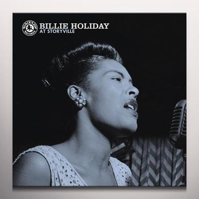 Billie Holiday AT STORYVILLE Vinyl Record - Colored Vinyl