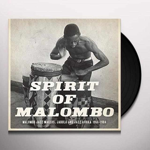 NEXT STOP SOWETO SPIRIT OF MALOMBO Vinyl Record