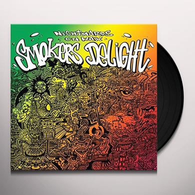 Nightmares On Wax SMOKERS DELIGHT Vinyl Record