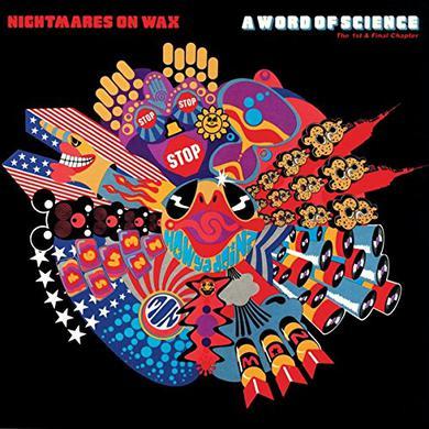 Nightmares On Wax WORD OF SCIENCE Vinyl Record