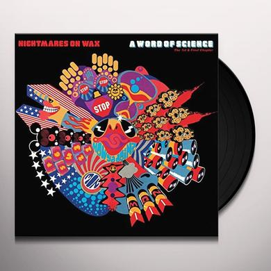 Nightmares On Wax WORD OF SCIENCE Vinyl Record - Gatefold Sleeve