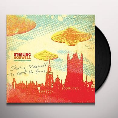 Sterling Roswell CALL OF THE COSMOS Vinyl Record