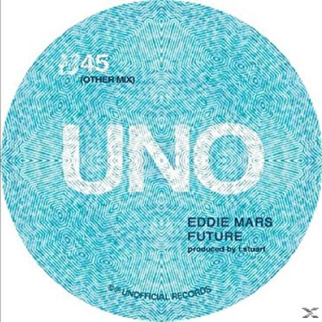 Eddie Mars FUTURE Vinyl Record