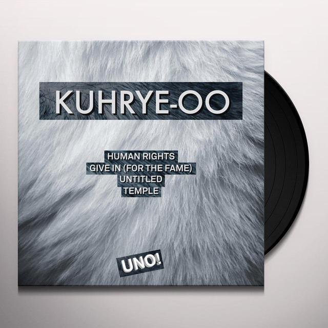 KUHRYE-OO Vinyl Record